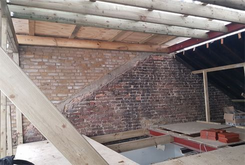 Attic or Loft conversion work cost