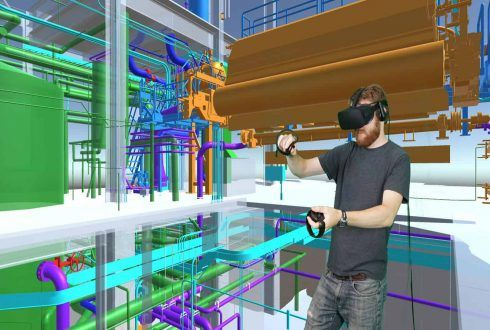 Virtual Reality Construction